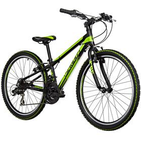 """Serious Rockville Barnesykkel 24"""" Grønn/Svart"""